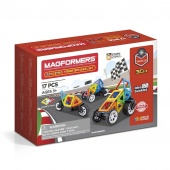 Конструктор Magformers Amazing Transform Wheel Set